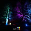 Projecteur LED Couleur RGB Intérieur/Extérieur Extra Plat Avec Télécommande - 10W, 20W, 30W, 50W, 100W