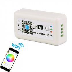 Controleur WIFI RGB pour ruban 12V