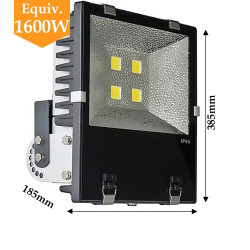 Projecteur LED BRIDGELUX 200W alimentation MEANWELL
