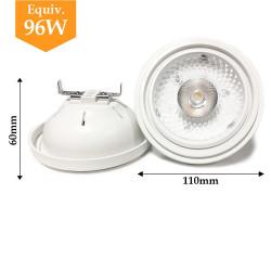 Ampoule LED Professionnelle AR111 G5.3 15W