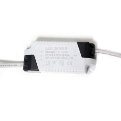 Transformateur dimmable pour downlight 18W