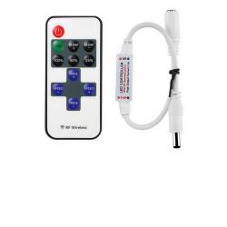 Contrôleur pour ruban LED mono couleur 5050 ou 3528