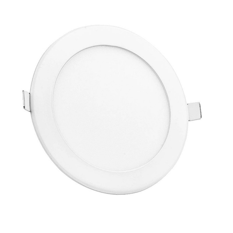 Downlight LED extra plat 18W blanc