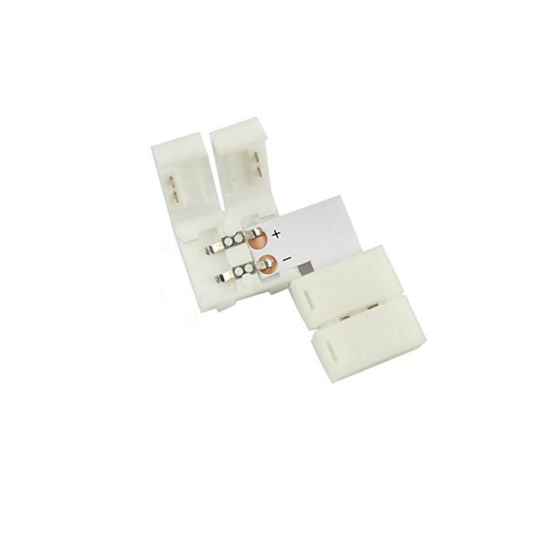 Connecteur d'angle pour 3528 monocouleur