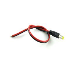 LE138 embout alimentation Male avec cable pour Ruban LED 3528