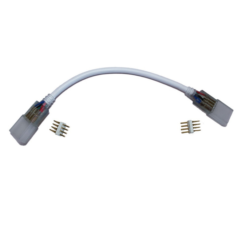 Angle pour ruban LED RGB 220V