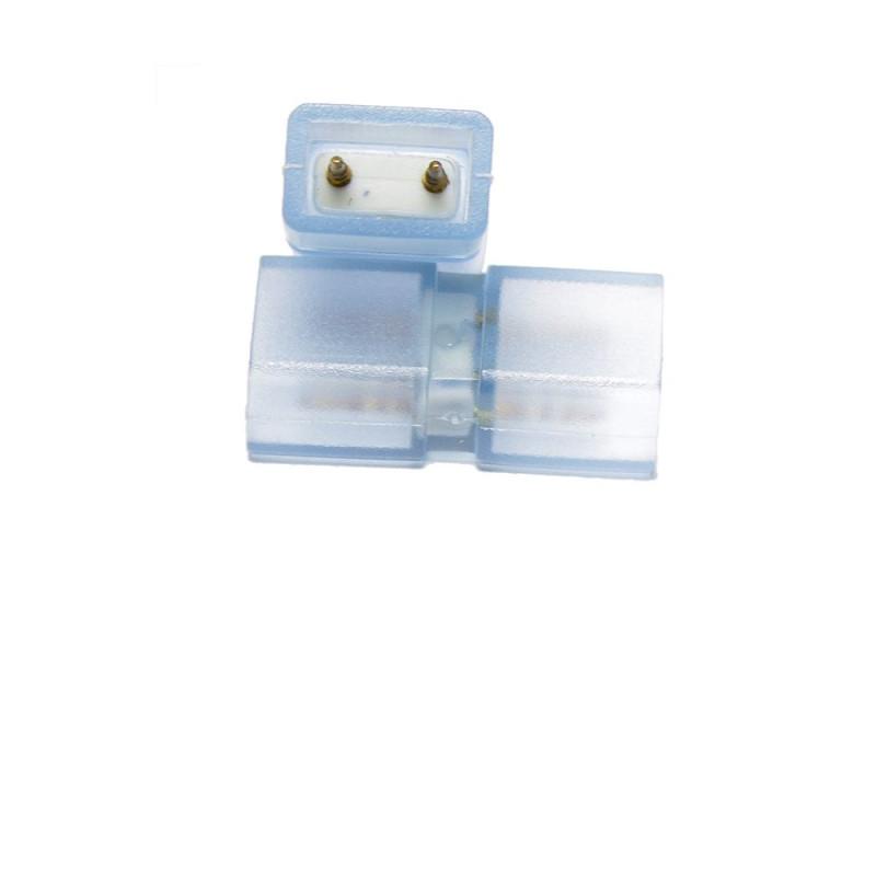 Lot de 5 connecteurs male male 6mm pour ruban 220V