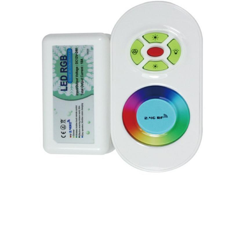 Télécommande pour ruban LED couleur RGB 5050 OU 3528