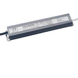 Alimentation étanche 12V/50 Watt pour ruban LED