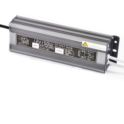 Alimentation étanche 12 V/150 Watt pour ruban LED