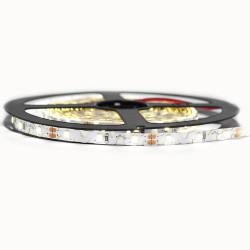 Ruban LED forme S Professionnel 2835/60 12V blanc froid ou blanc chaud IP20