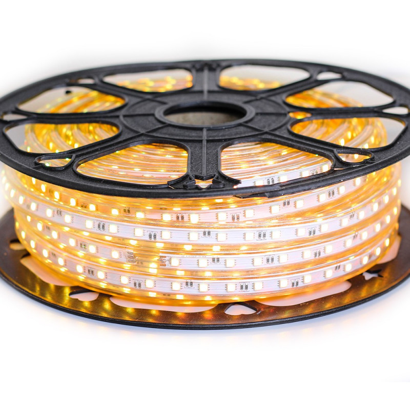 Ruban LED 50 mètres or