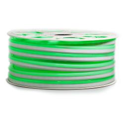 """Ruban LED """"néon flexible"""" Professionnel EPISTAR 2835 120 LED/m de 50 mètres vert étanche (IP68)"""
