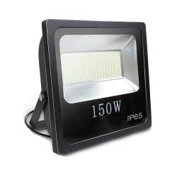 Projecteur LED Blanc Froid 150 W Intérieur/Extérieur Extra Plat