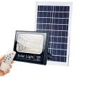 Projecteur extra plat LED Solaire Blanc Froid de 10W,25W,40W,60W,100W,200W au choix étanche (IP65)