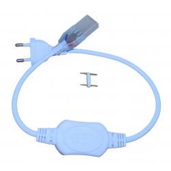 Adaptateur pour Ruban LED 220V 20 mm 2835/276 LED Mono Couleur