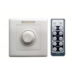 Variateur avec télécommande pour Ruban LED 3528 monocouleur