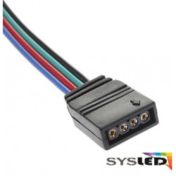 LE137 Cable avec connecteur femelle pour 5050